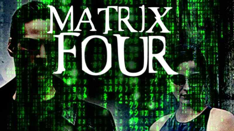 Matrix 4 Full Movie