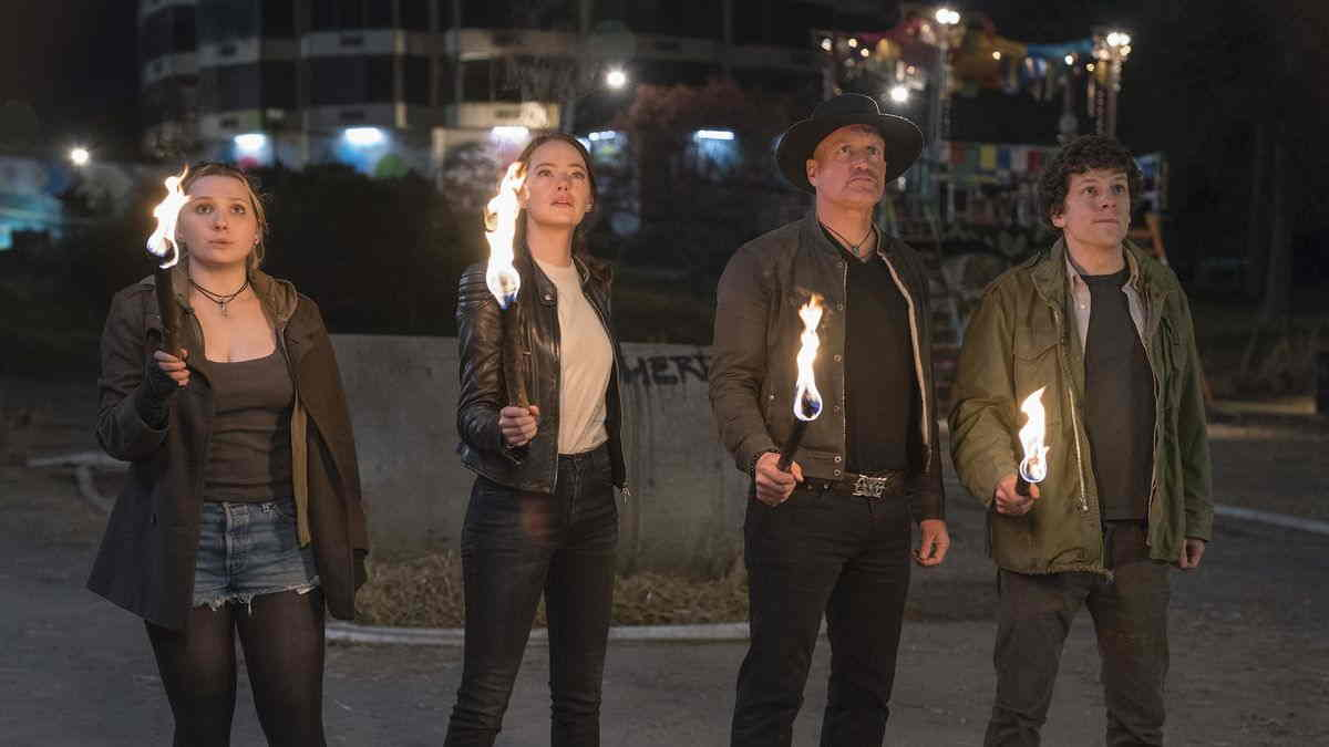 Zombieland Double Tap Full Movie Download Tamilrockers