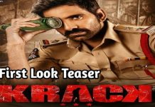Krack First Look Poster