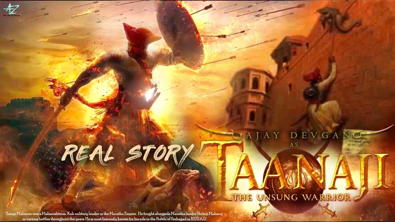 Tanhaji The Unsung Warrior Full Movie Download
