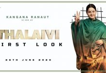 Thalaivi Movie Details