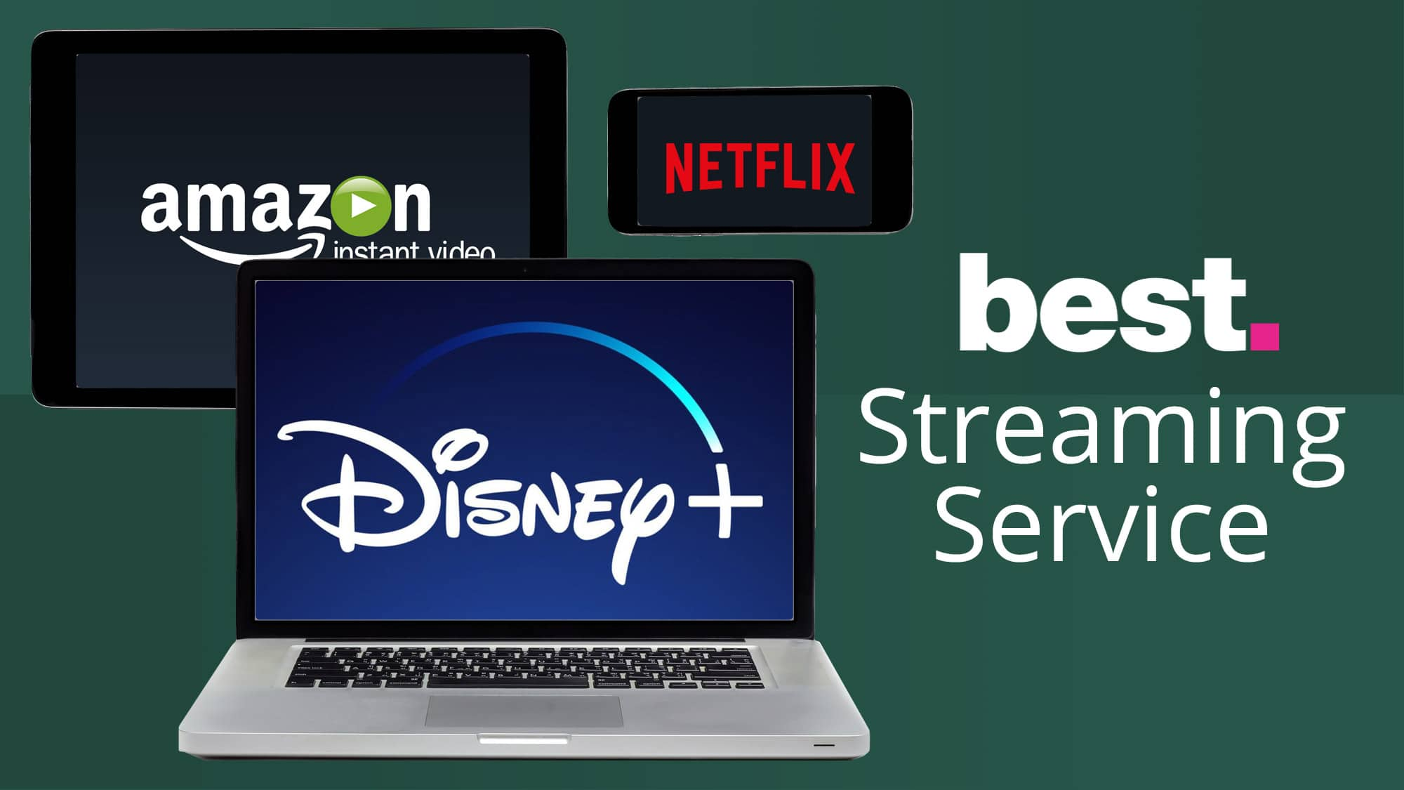 Top American Streaming service providers to watch Movies