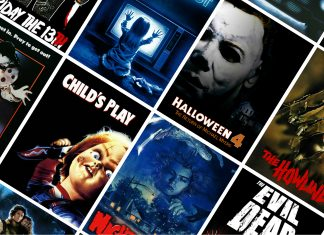 Top Horror Movies of the 1980s
