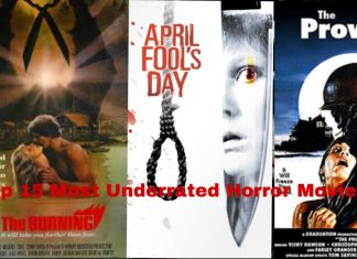 Top Underrated Horror Movies
