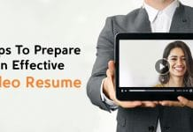 Tips to Make Your Videography Experience Shine on Your Resume