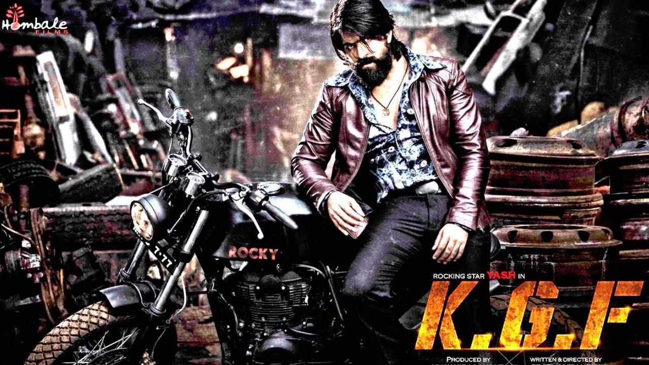KGF Chapter 1 movie