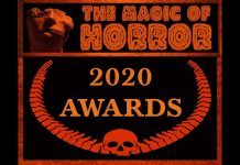 THE MAGIC OF HORROR ANNOUNCES 2020 WINNER