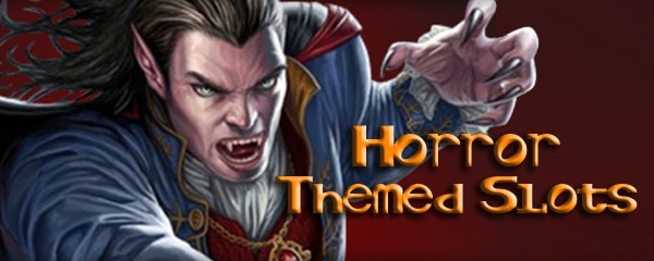 Top 5 Horror Themed Slots in the Online Gambling Industry