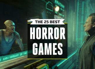 Horror Movies with Online Gaming Theme